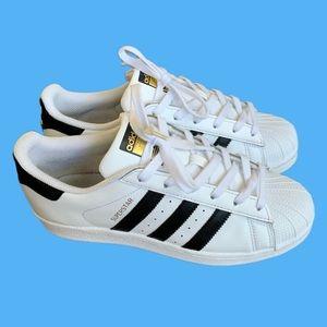 Men's Adidas Super Star (Shell Toe)